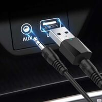 usb aux bluetooth